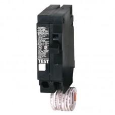 Siemens QF115A 1 Pole GFCI Breaker