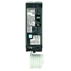 Siemens Q115DF 1 Pole Dual Function Breaker