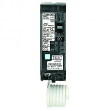 Siemens Q120DF 1 Pole Dual Function Breaker